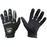 Women's AquaGrip Equine Glove Synthetic Black