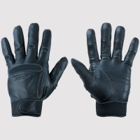 Men's Classic Black Equestrian Glove